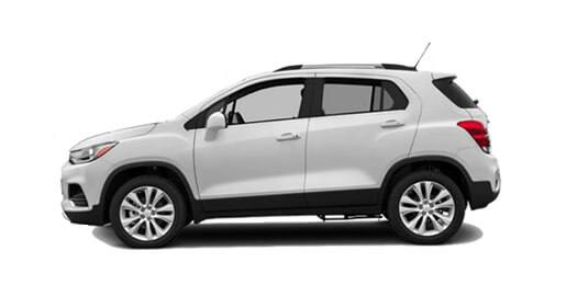 Chevrolet Tracker Rent a Car Alquiler de Autos