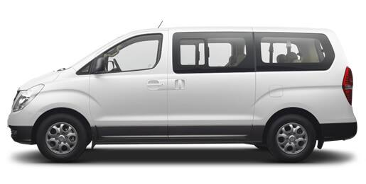Rent a Car Hyundai H1