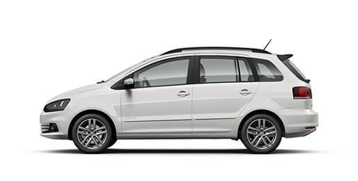 Volkswagen Suran Rent a Car Alquiler de Autos