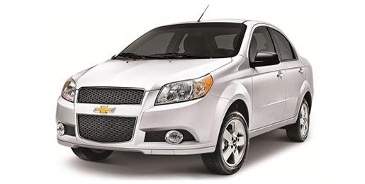 Chevrolet Aveo - Categoría B