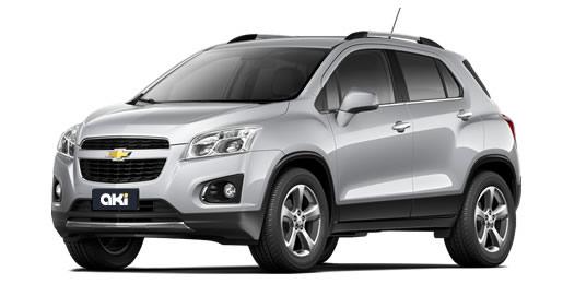 Chevrolet Tracker - Categoría H