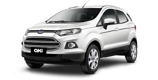 Ford Ecosport - Categoría D