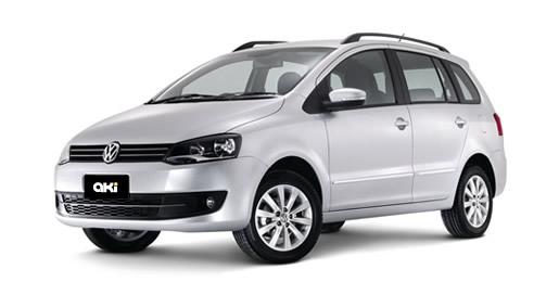 Volkswagen Suran - Categoría C