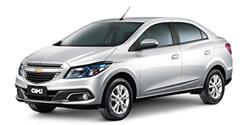 Chevrolet Prisma - Categoría E