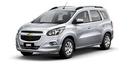 Chevrolet Spin - Categoría G