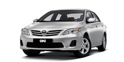 Toyota Corolla - Categoría F